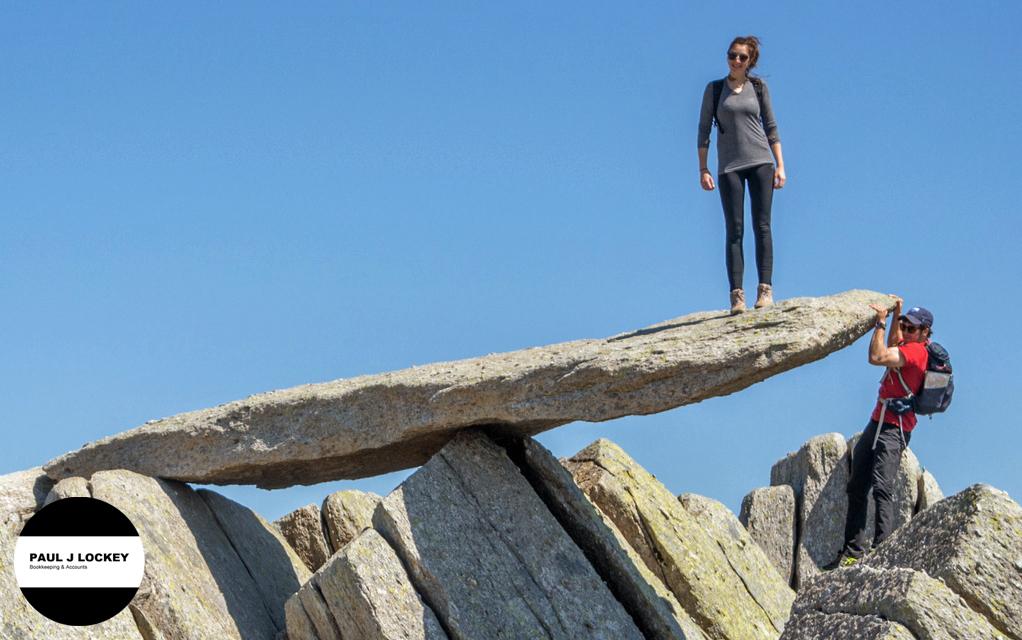 Work-life Balance: Glyder Fach, Snowdonia, North Wales