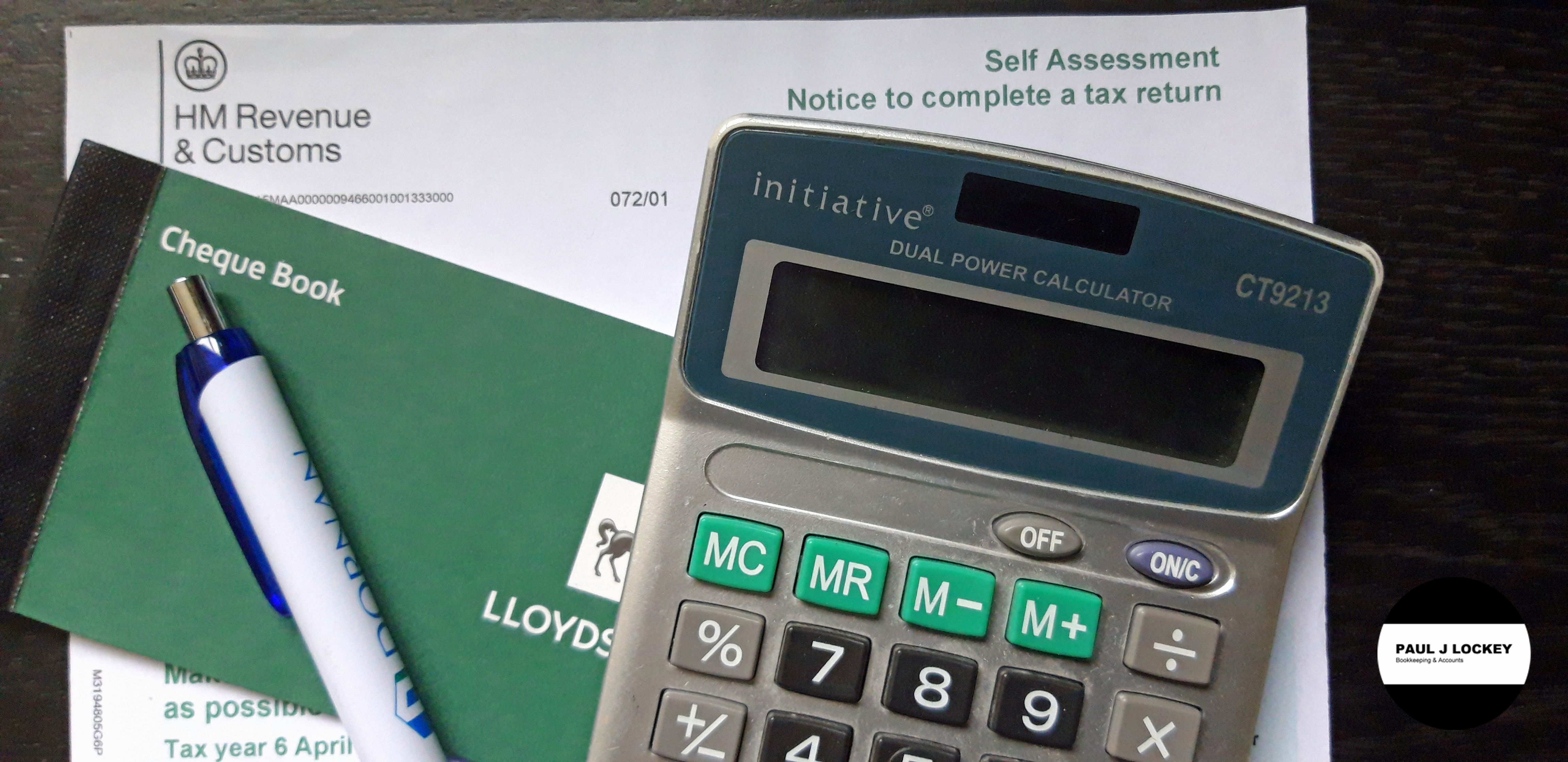 Notice to complete a Self Assessment Tax Return